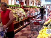 Brooklyn supermarket using smells to boost sales