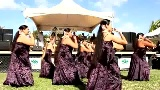 Merry Monarch 2010 Winners with live music by keali'i reichel