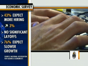 Survey: More hiring for rest of 2011