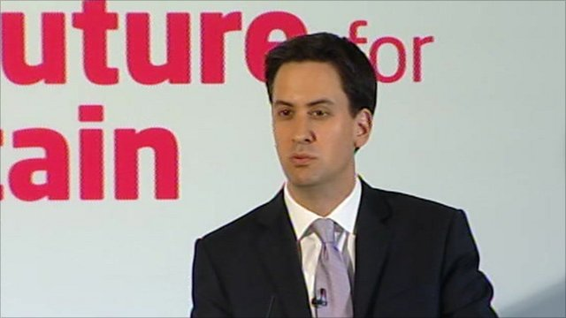 Ed Miliband: News International 'went unchallenged'