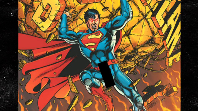 The New Superman — Super Packing'?