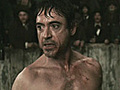 Sherlock Holmes Gets In The Ring