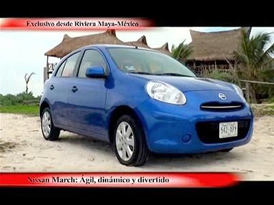 Desde México: Presentación de los nuevos Nissan March y Versa