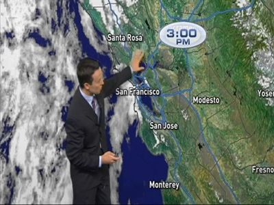 Video Forecast: Daybreak Drizzle