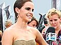 Emma Watson Plans Her Post-Premiere Brunch