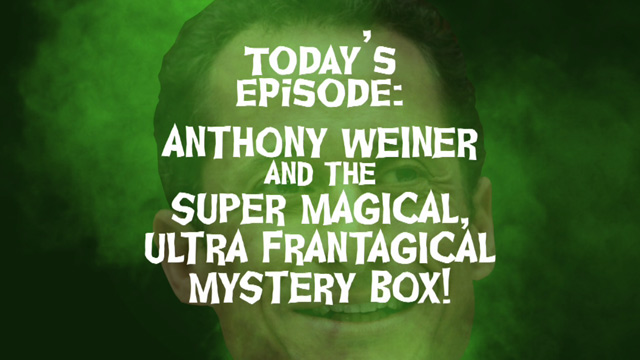 Anthony Weiner — Movin' Out