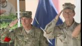 General Petraeus Hands Over Afghanistan Command