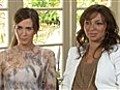 Kristen Wiig & Maya Rudolph Laugh It Up in 'Bridesmaids'