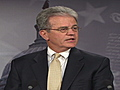 Coburn announces deficit cut proposal