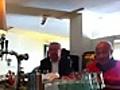 Ome Jan uit de koffietent van Harrie Jekkers!