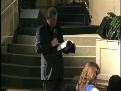 Pastor Shep 7/17/2011