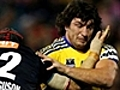Panthers defeat Eels with golden point