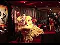 Kung Foo Panda 2 Sydney premier