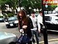 SNTV - Lindsay Lohan arrives back Stateside