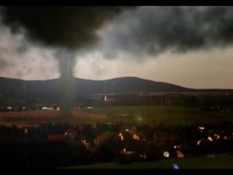 Tornados in deutschland