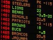The Super Bowl: America's Biggest Bet