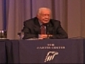 Jimmy Carter hopes prisoner release can move peace talks forward