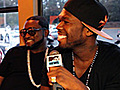 50 Cent Says Kelly Rowland Is Underrated