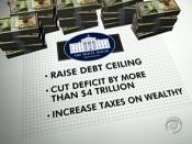 Stalemate in Congress over debt deal