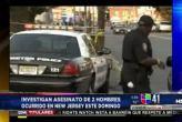 Doble asesinato en NJ