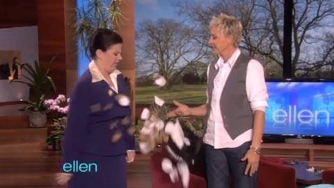 Ellen in a Minute - 07/14/11