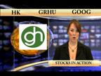 (HK,  GOOG, GRHU) CRWENewswire Stocks In Action