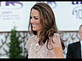 Kate Middleton Dazzles at Charity Gala