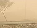Wind storm hits Phoenix