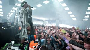 Blick ins Ausland: Festival in Roskilde