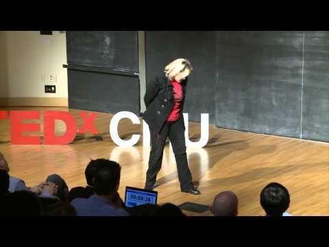 TEDxCMU — Michealene Risley -- Rape