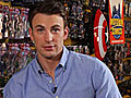 Chris Evans Introduces MTV First: Captain America