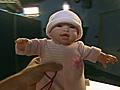 Breast-feeding doll raises eyebrows