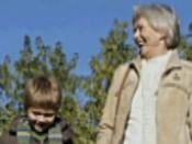 Study: Children safer when driven by grandparents