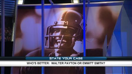 State your case: Walter or Emmitt?