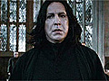 Severus Snape Seeks Out Harry Potter's Whereabouts
