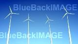 映像素材 風力発電 Wind Turbine C1W