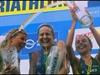 Three Emmas sweep triathlon podium