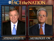 Coburn,  Durbin agree debt compromise will be made