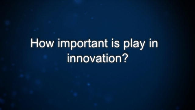 Curiosity: John Seely Brown: Play and Innovation