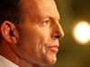 Abbott warmly greeted at Sydney store