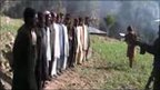Play Pakistan Taliban 'police killing' video