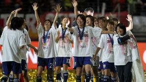 Japans Frauen holen den WM-Titel