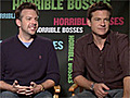 The Boys of 'Horrible Bosses' Share Thoughts on Jennifer Aniston Joining The Cast