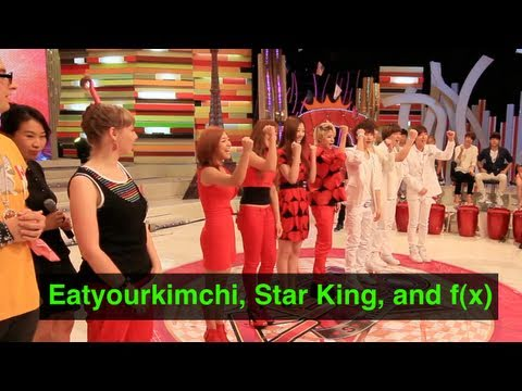 Star King with f(x)
