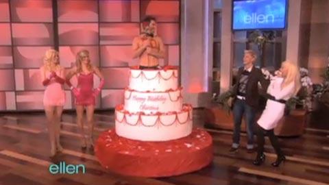 Ellen in a Minute - 07/12/11