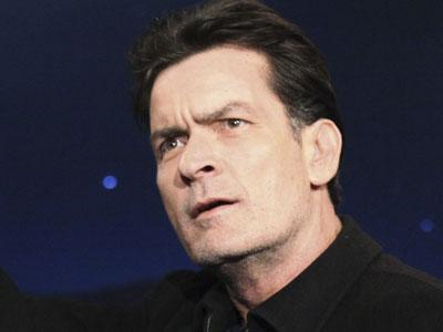 Charlie Sheen agrees to 'Anger Management'