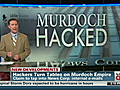 Hackers turn tables on Murdoch empire
