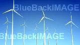映像素材 風力発電 Wind Turbine G1W