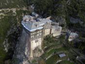 Bob Simon's Pick: Mount Athos