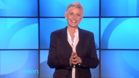 Ellen's Monologue - 07/13/11
